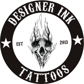 Designer Ink tattoos logo